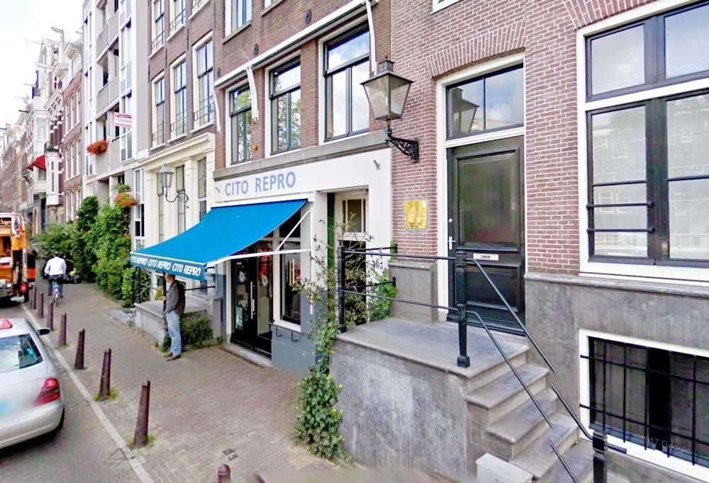 Print Shop Amsterdam Centrum