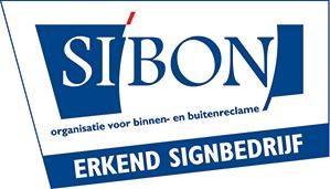 Sibon drukwerk logo